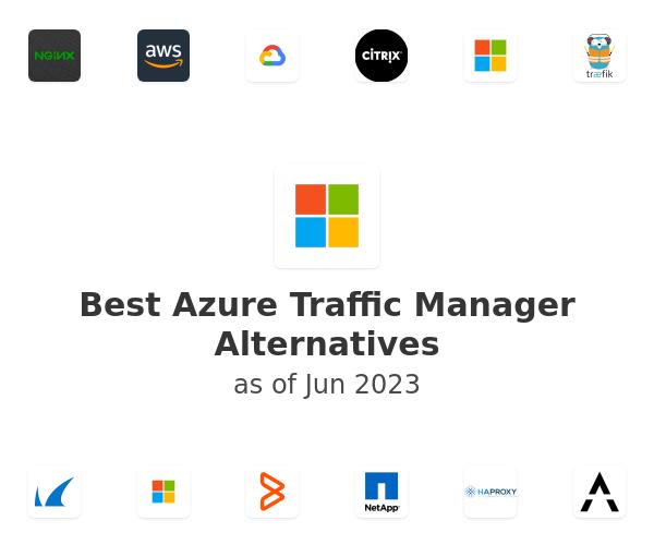 Best Azure Traffic Manager Alternatives