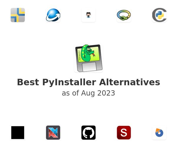 Best PyInstaller Alternatives