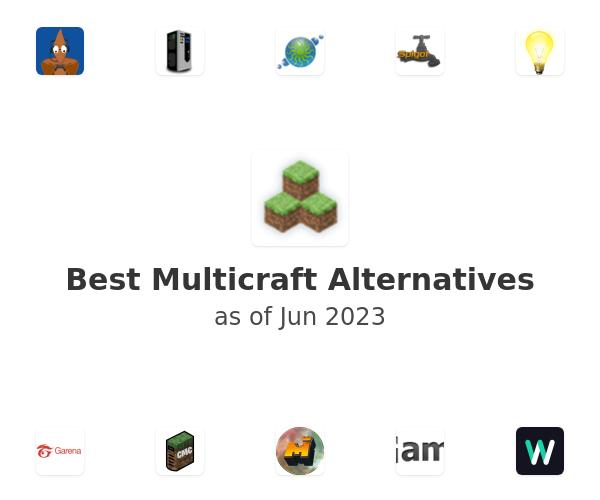 Best Multicraft Alternatives