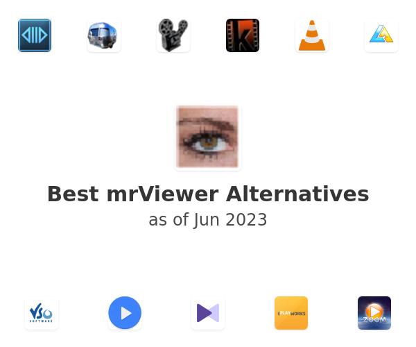 Best mrViewer Alternatives