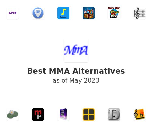 Best MMA Alternatives
