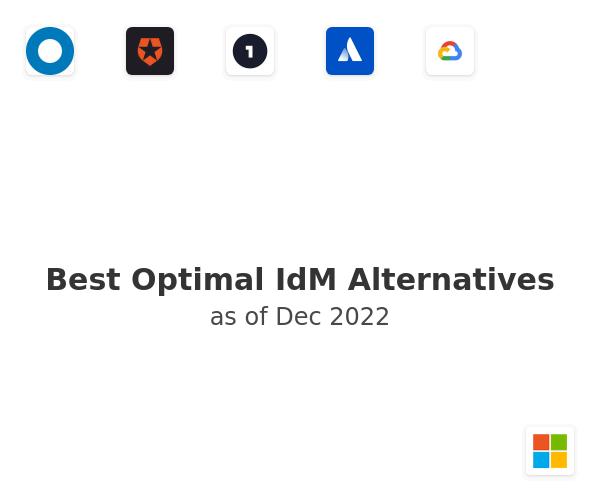 Best Optimal IdM Alternatives