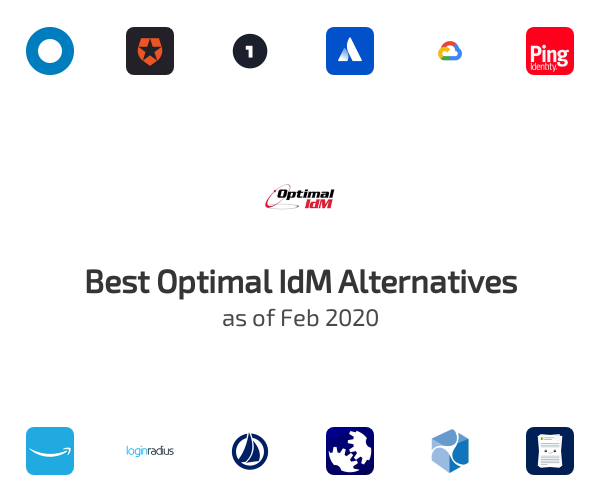 Best Optimal IdM Alternatives