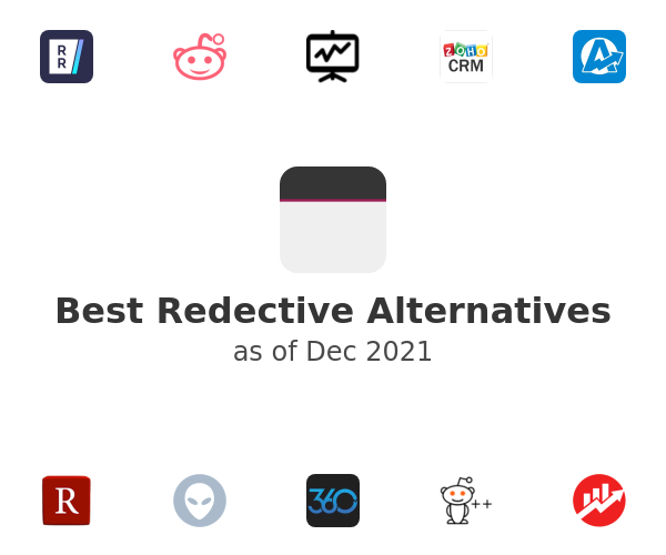 Best Redective Alternatives