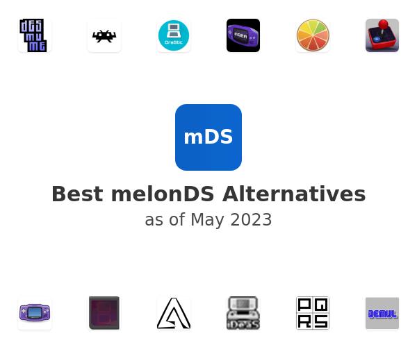 Best melonDS Alternatives