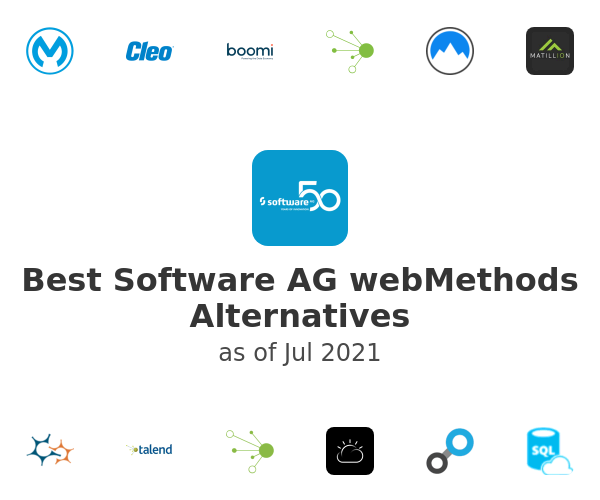 Best Software AG webMethods Alternatives