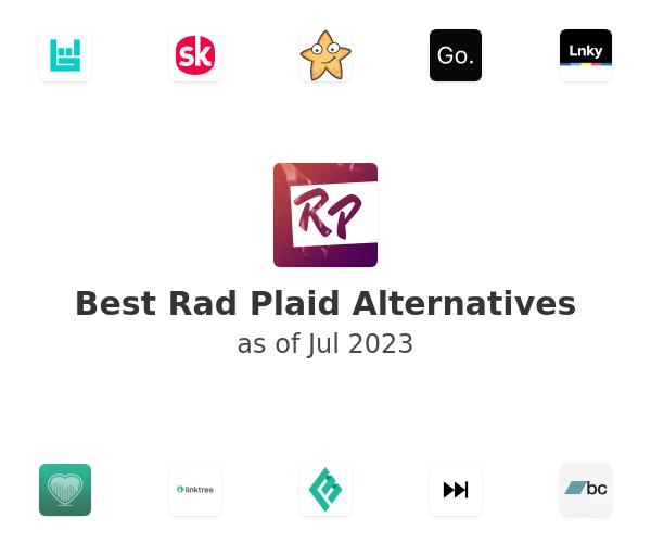 Best Rad Plaid Alternatives