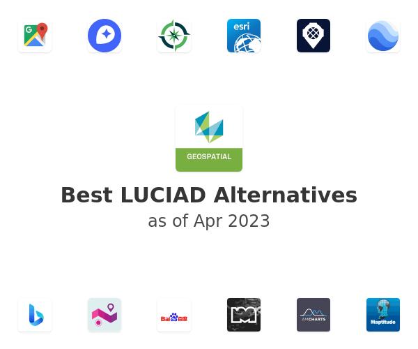 Best LUCIAD Alternatives