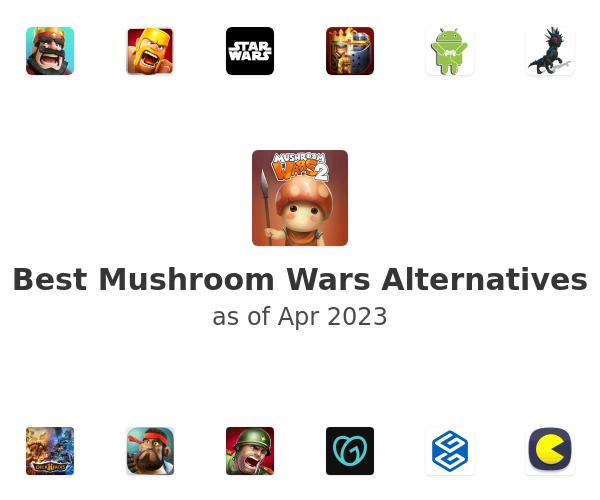 Best Mushroom Wars Alternatives