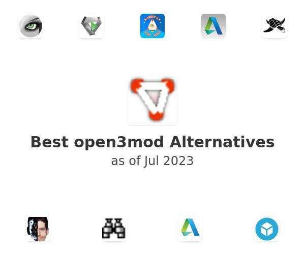 Best open3mod Alternatives