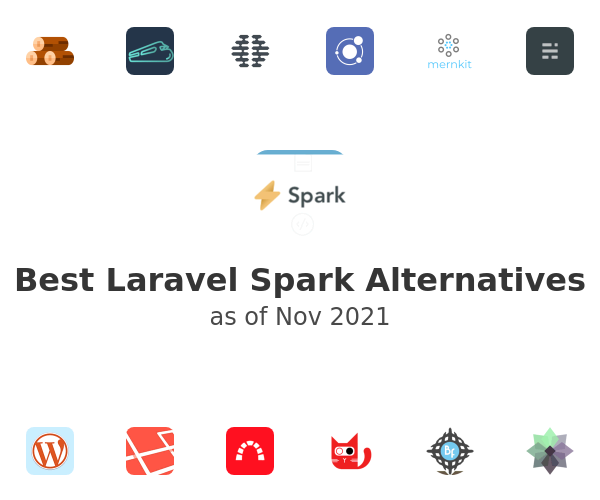 Best Laravel Spark Alternatives