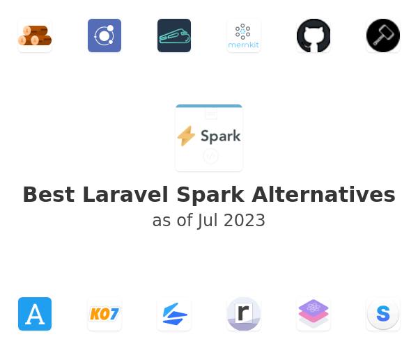 Best Laravel Spark Alternatives