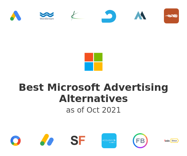Best Microsoft Advertising Alternatives