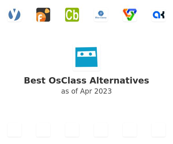 Best OSClass Alternatives