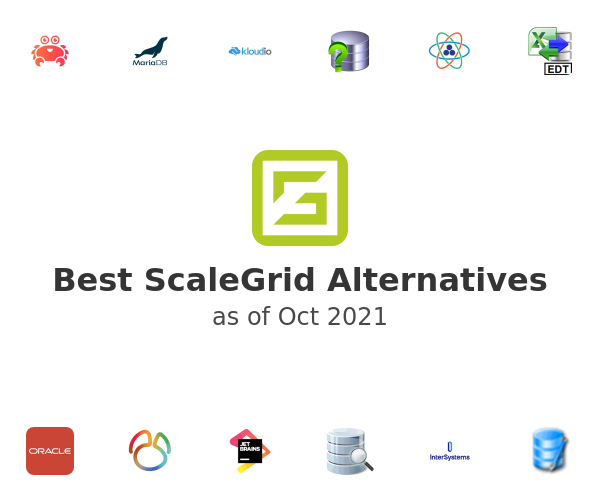 Best ScaleGrid Alternatives