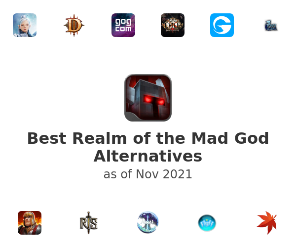 Best Realm of the Mad God Alternatives