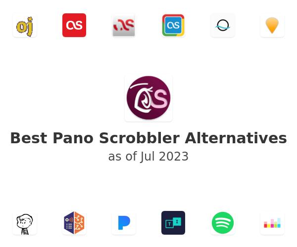 Best Pano Scrobbler Alternatives