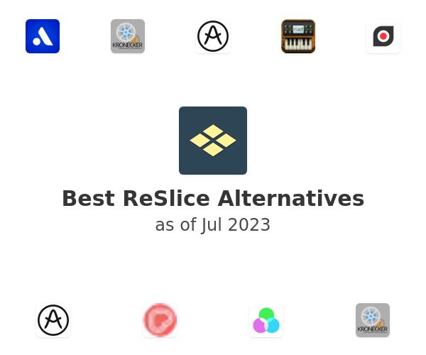 Best ReSlice Alternatives