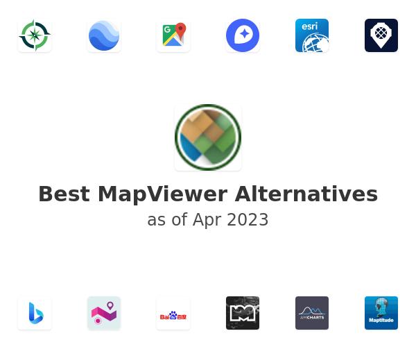 Best MapViewer Alternatives
