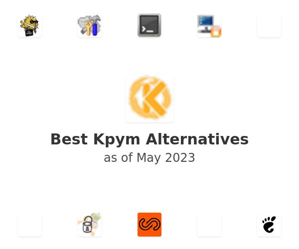 Best Kpym Alternatives