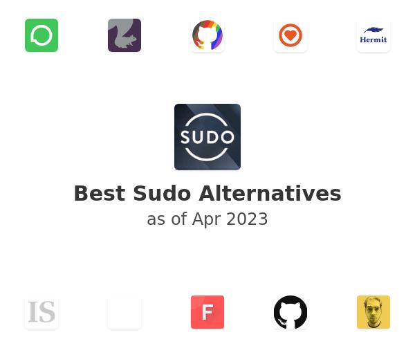 Best Sudo Alternatives