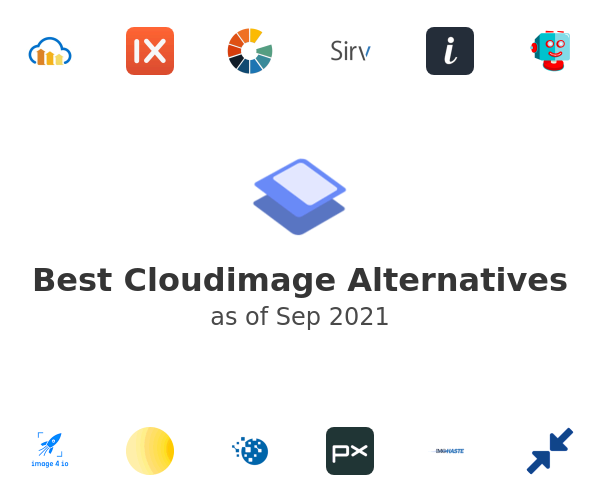 Best Cloudimage Alternatives