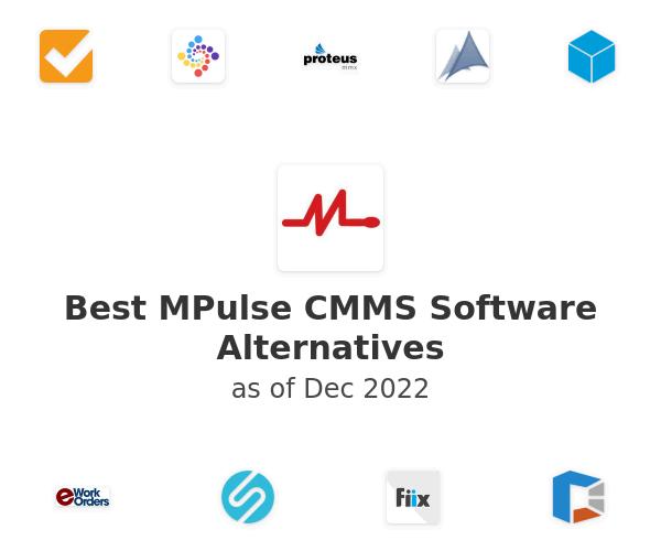 Best MPulse CMMS Software Alternatives