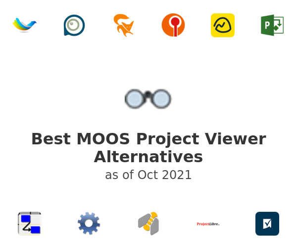 Best MOOS Project Viewer Alternatives