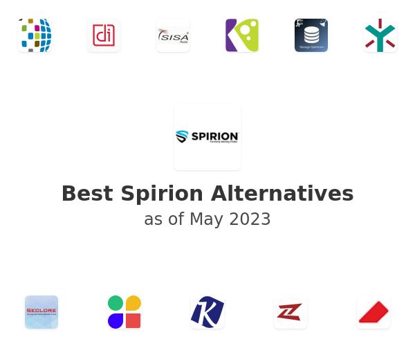 Best Spirion Alternatives