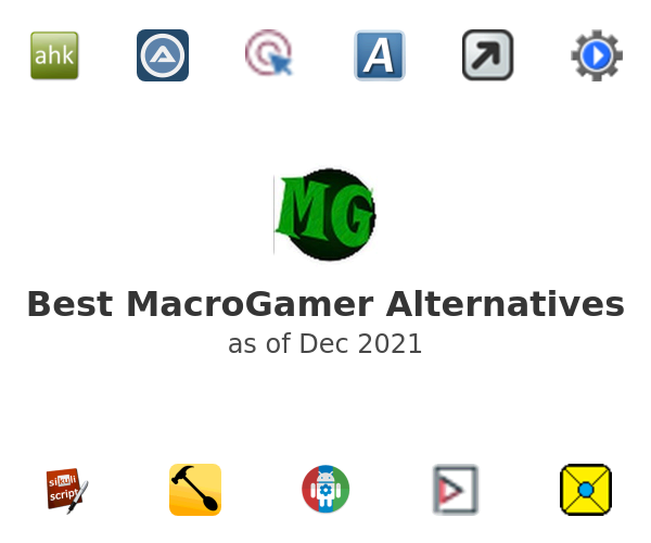 Best MacroGamer Alternatives