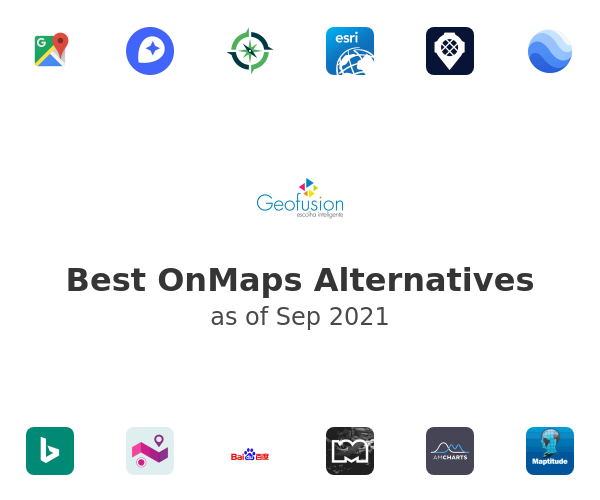Best OnMaps Alternatives
