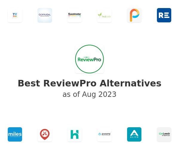 Best ReviewPro Alternatives