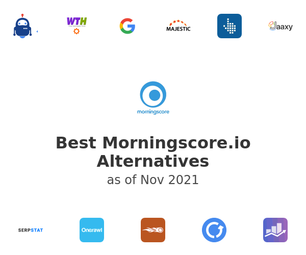 Best Morningscore.io Alternatives