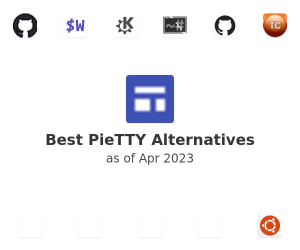 Best PieTTY Alternatives