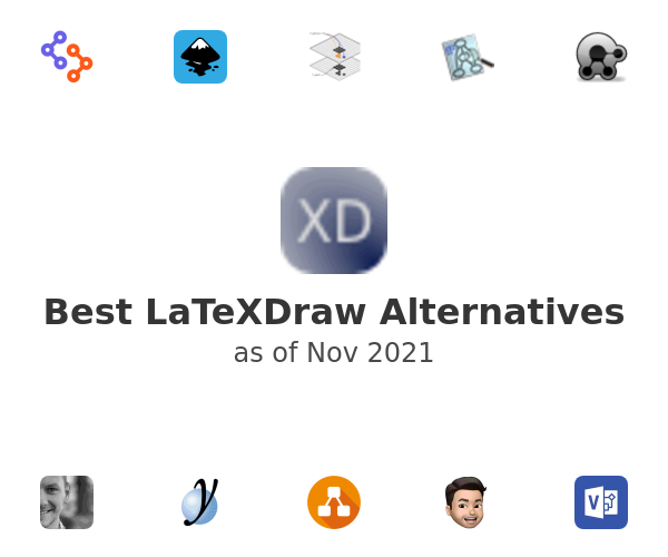 Best LaTeXDraw Alternatives