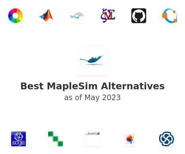 Best MapleSim Alternatives