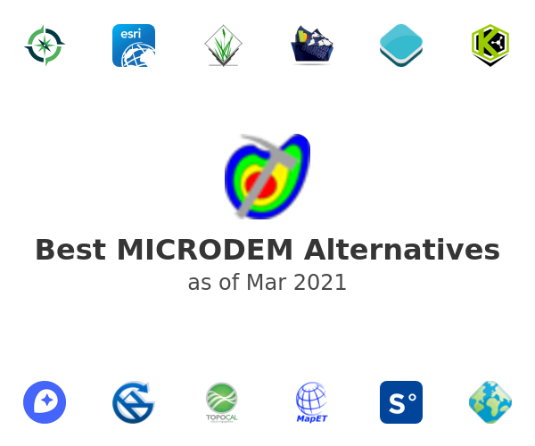 Best MICRODEM Alternatives