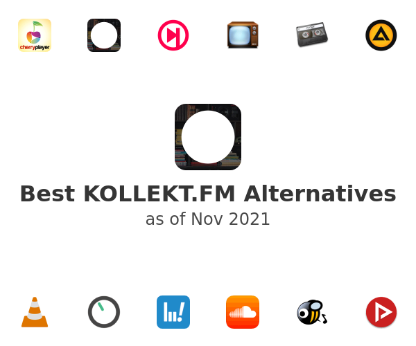 Best KOLLEKT.FM Alternatives