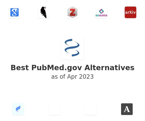 Best PubMed.gov Alternatives