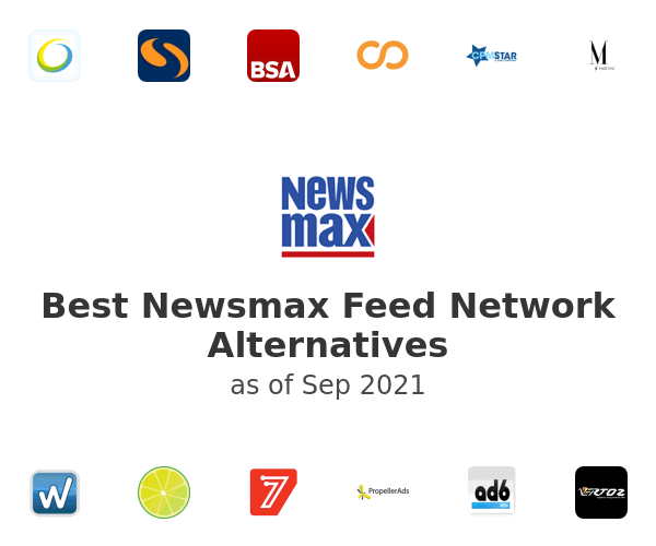 Best Newsmax Feed Network Alternatives