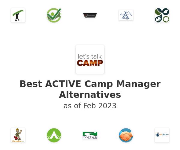 Best ACTIVE Camp Manager Alternatives