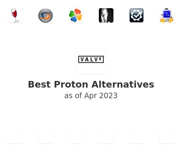 Best Proton Alternatives