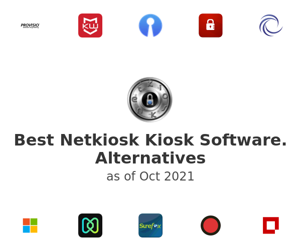Best Netkiosk Kiosk Software. Alternatives