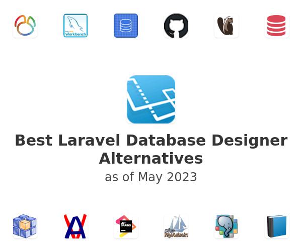 Best Laravel Database Designer Alternatives