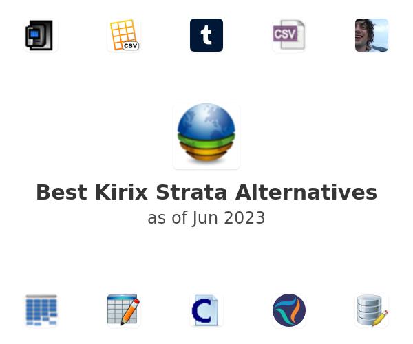 Best Kirix Strata Alternatives