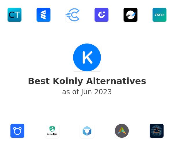 Best Koinly Alternatives