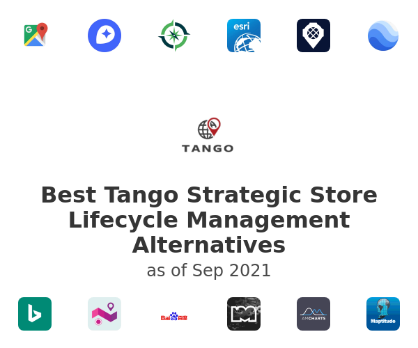 Best Tango Strategic Store Lifecycle Management Alternatives
