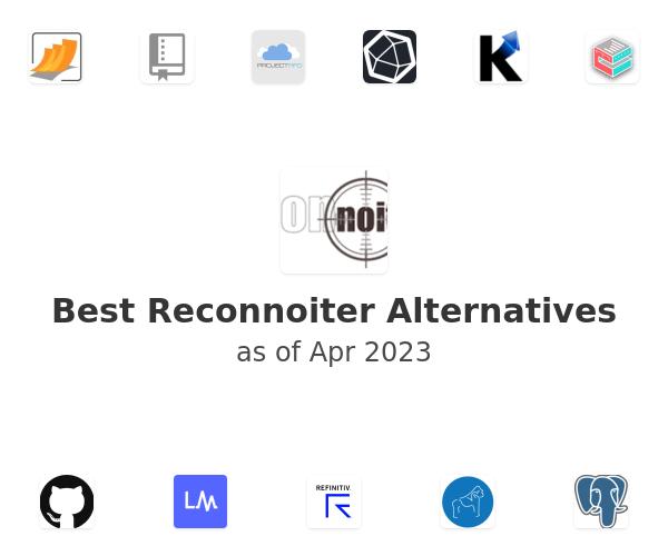 Best Reconnoiter Alternatives