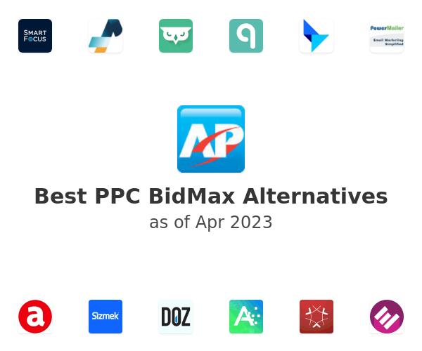 Best PPC BidMax Alternatives