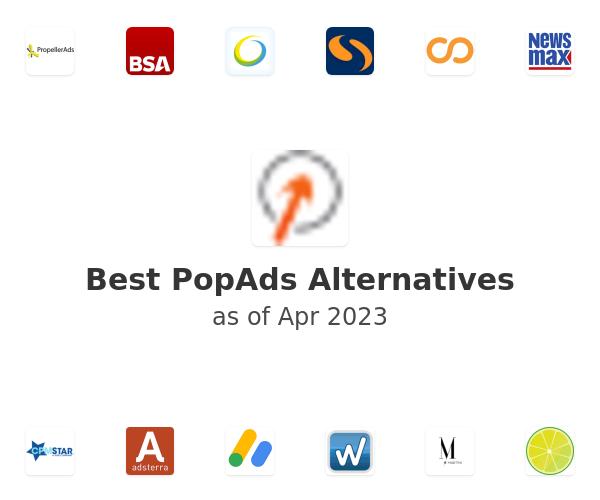 Best PopAds Alternatives